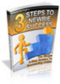 3 Steps to Newbie Success With PLR