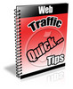 Thumbnail Great Web Traffic Tip With PLR