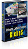 Thumbnail Private Label Content Riches With PLR
