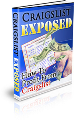 Product picture How To Profit From Craigslist With PLR