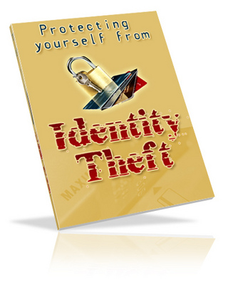 Product picture Protect Yourself From Identity Theft With PLR