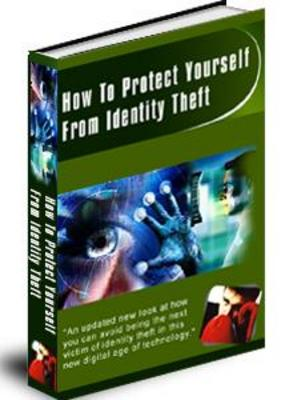 Product picture How To Protect Yourself From Identity Theft With PLR