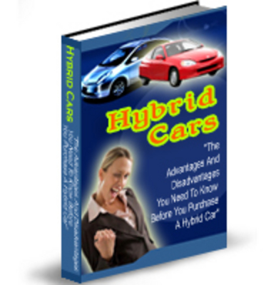 Product picture HYBRID CARS WITH PLR