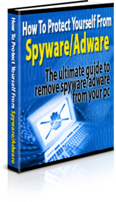 Product picture How To Protect Yourself From Spyware/Adware PLR