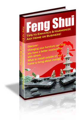 Product picture Feng Shui-Tips To Enhance n Harmonize Home n Business